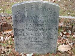 Annie E. Harper