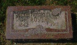 Jacob Franklin Royer