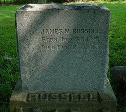 James M Russell
