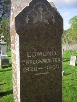 Edmund Throckmorton