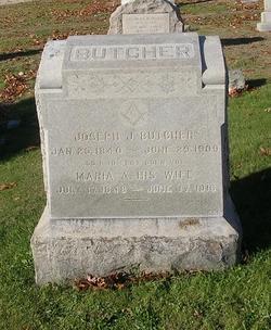Joseph James Butcher