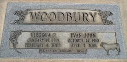 Evan John Woodbury