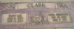 Ruby Clark