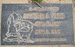 Richard Sherman Snow