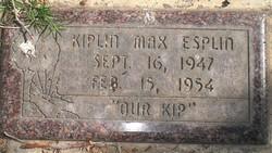 Kiplin Max Esplin