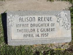 Alison Reeve