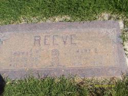 Mary Jane <I>Burke</I> Reeve