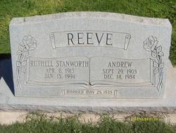 Ruthell Stanworth Reeve