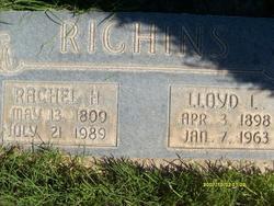 Lloyd Laverl Richins, Sr