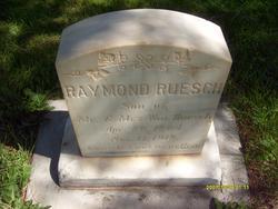 Raymond Ruesch