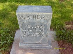 William Ulrich Ruesch, Sr
