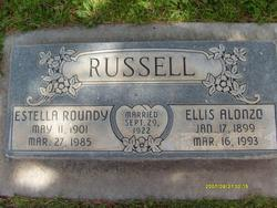 Ellis Alonzo Russell