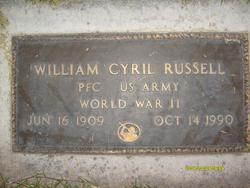 William Cyril Russell