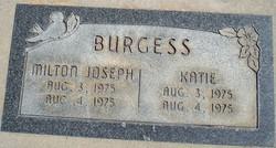 Milton Joseph Burgess