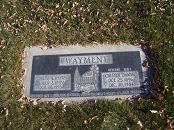 Thelma Virginia <I>Thomas</I> Wayment