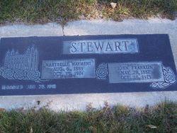 John Franklin Stewart