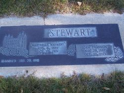 Marybelle Wayment Stewart