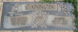 Ada <I>Larson</I> Cannon
