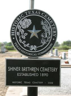 Shiner Brethren Cemetery