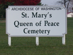 Saint Marys Queen of Peace Cemetery