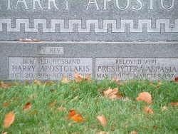 Presbytera Aspasia Apostolakis