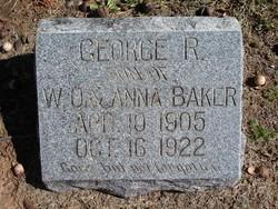 George R. Baker