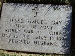 Jesse Simuel Gay