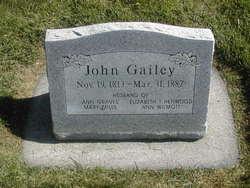 John Gailey