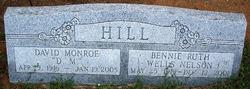 Bennie Ruth <I>Wells</I> Hill