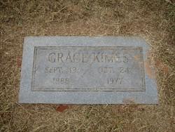 Grace Bell <I>Irick</I> Kimes