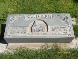 Garth Snow Sandberg