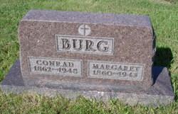 Margaret Mary <I>Reis</I> Burg