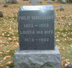 Louisa <I>Walker</I> Vandervort