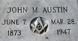 John M Austin