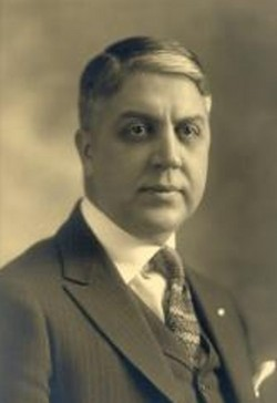 Harry Lyman Davis