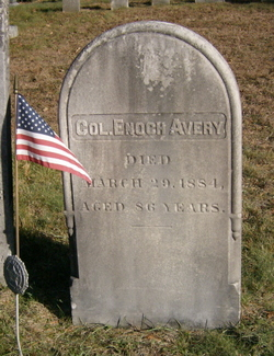 Col Enoch Avery