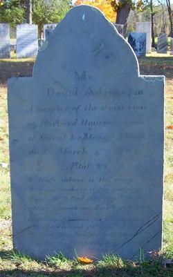 David Adams, Jr