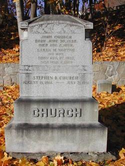 Stephen Betts Church
