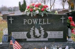 Betty Jo <I>Crail</I> Powell