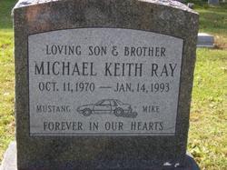 Michael Keith Ray