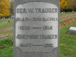 Pvt George W. Trauger
