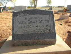 Vera Grace <I>Staheli</I> Stucki
