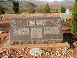 Ernest John Reber