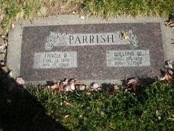 Fanny Barber Parrish