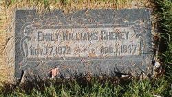 Emily Williams Cheney