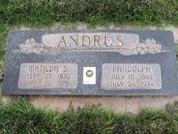 Randolph Andrus