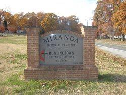 Miranda Memorial Cemetery