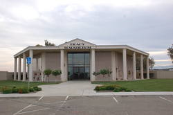Tracy Mausoleum
