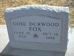 Gose Durwood Fox