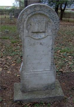 Eliza W. <I>Yarbrough</I> Bowman